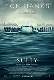 Sully (2016) cover