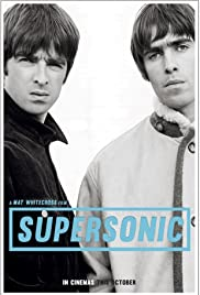 Supersonic (2016) cover