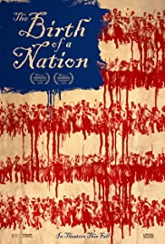 The Birth of a Nation 2016 poster