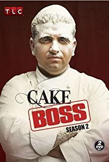 Cake Boss 2009 poster