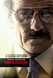 The Infiltrator (2016) cover