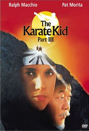 The Karate Kid Part III 1989 poster
