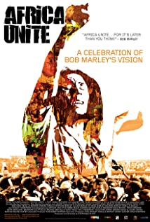 Africa Unite: A Celebration of Bob Marley's 60th Birthday 2008 poster