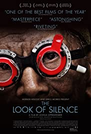 The Look of Silence (2014) cover
