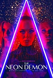 The Neon Demon (2016) cover