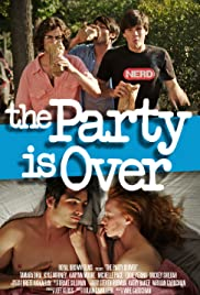 The Party Is Over (2015) cover
