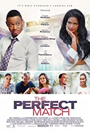 The Perfect Match (2016) cover