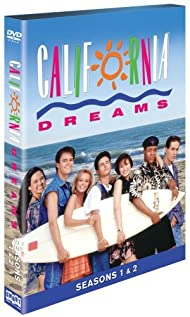 California Dreams (1992) cover
