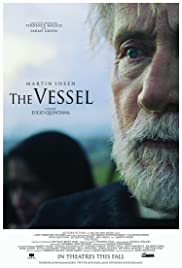 The Vessel (2016) cover