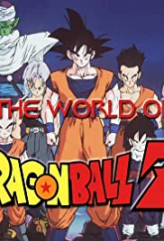 The World of Dragon Ball Z (2000) cover