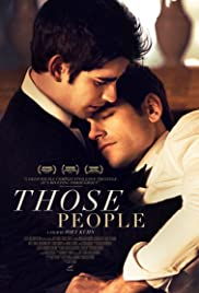 Those People (2015) cover