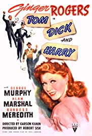 Tom, Dick and Harry 1941 poster