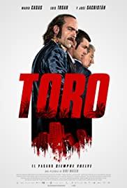 Toro (2016) cover