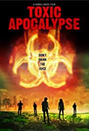 Toxic Apocalypse (2016) cover