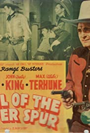 Trail of the Silver Spurs 1941 poster