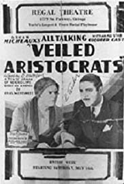 Veiled Aristocrats 1932 poster
