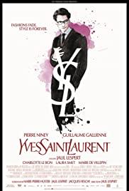 Yves Saint Laurent 2014 poster
