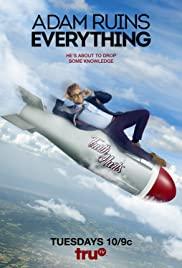 Adam Ruins Everything 2015 poster