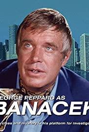 Banacek (1972) cover