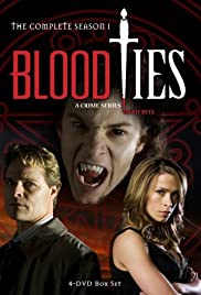 Blood Ties (2007) cover