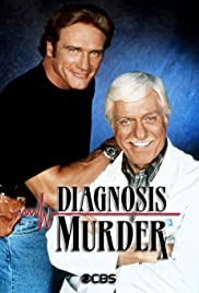 Diagnosis Murder (1993) cover