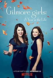 Gilmore Girls: A Year in the Life 2016 poster