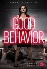 Good Behavior 2016 poster