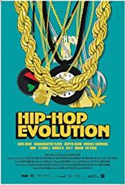 Hip-Hop Evolution 2016 poster