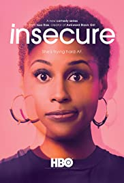 Insecure (2016) cover