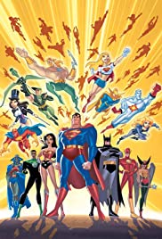 Justice League Unlimited 2004 poster