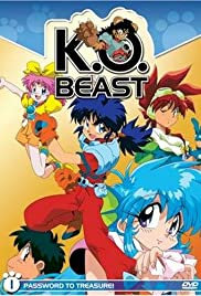 K.O. Beast 1992 poster