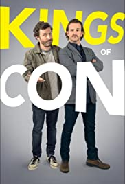 Kings of Con (2016) cover
