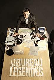 Le Bureau des Légendes 2015 poster