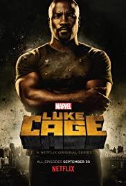 Luke Cage (2016) cover