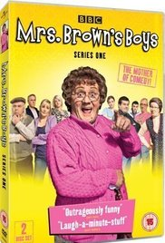 Mrs. Brown's Boys (2011) cover