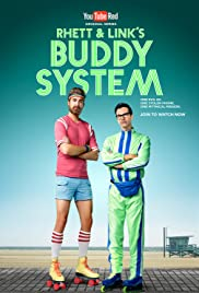 Rhett and Link's Buddy System (2016) cover
