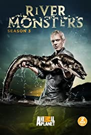 River Monsters (2009) cover