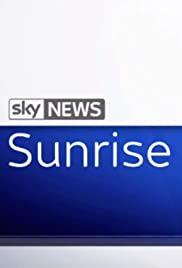Sky News: Sunrise (1989) cover