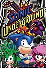 Sonic Underground (1999) cover