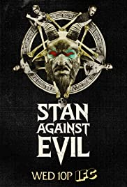 Stan Against Evil (2016) cover