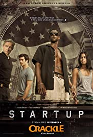 StartUp (2016) cover