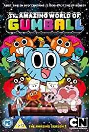 The Amazing World of Gumball (2011) cover