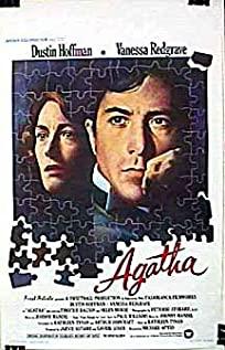 Agatha (1979) cover