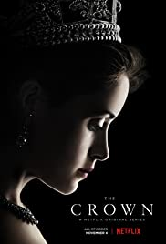 The Crown (2016) cover