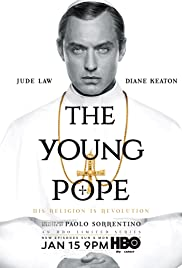 The Young Pope 2016 poster
