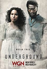 Underground (2016) cover