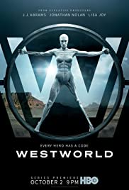 Westworld (2016) cover