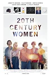20th Century Women 2016 poster