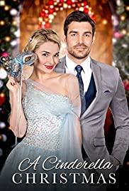 A Cinderella Christmas (2016) cover