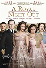 A Royal Night Out (2015) cover